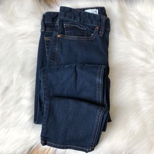 GAP Real Straight Blue Jeans // Size 28R